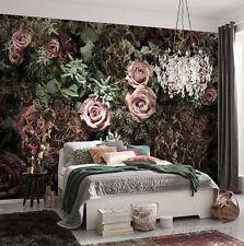Velvet Wall Mural Wallpaper Mural Sticker - 145x100