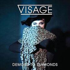 VISAGE - DEMONS TO DIAMONDS  CD NEU
