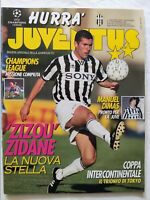 HURRA' JUVENTUS N. 12 DICEMBRE 1996 + POSTER COPPA INTERCONTINENTALE RIVER PLATE