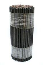 20 St schwarz Wachs Paraffin Kerzen свечи черные восковые с парафином 20,5 cm