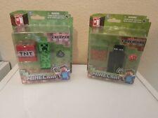 Minecraft terre Boost Mini Figure 2 Pack-choisissez votre favori