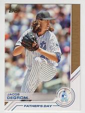 JACOB DEGROM 2017 Topps Series 1 Baseball Salute Insert #S-6 Mets