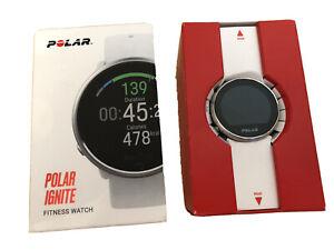 Nuevo Polar Ignite GPS Reloj DEPORTIVO - BLACK/SILVER , Talla correa S