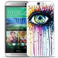 Handy Tasche für HTC One A9 Schutz Hülle Silikon Cover Backcover Bumper Case