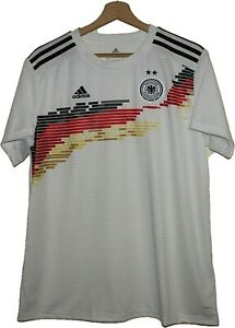 2019 GERMANY WOMEN Football SHIRT Jersey ADIDAS size XL Tricot Camiseta SOCCER