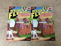 REID FLEMING WORLD'S TOUGHEST MILKMAN #4,4 LOT OF 2 COMIC VF 1989 ECLIPSE