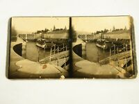 His Excellency Sir Alfred Milner Cape Town S.A. Stereoview c.1900