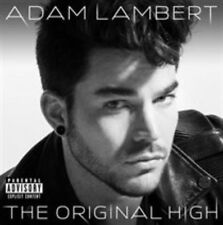 ADAM LAMBERT (AMERICAN IDOL) - ORIGINAL HIGH [DELUXE VERSION] [PA] NEW CD