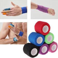 6x 4.5M Tattoo Self-adhesive Elastic Bandage Tattoo Grip Tube Cover Wrap Tape