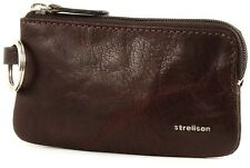 strellson Un Dossier Clé Jefferson KeyHolder Z3 Dark Brown