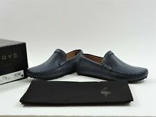 Neuf Harrys Of London Chaussures Homme Penny Mocassins Pilotes UK 6 US 7 Ue 40