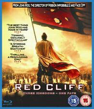 Red Cliff    [Blu Ray]   New & Sealed  John Woo