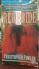 Red Bride by Christopher Fowler (1994, Paperback)