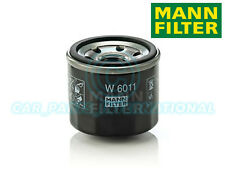 Mann Hummel OE Quality Replacement Engine Oil Filter W 6011