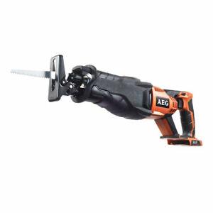 AEG - 18v Cordless Pendulum action Reciprocating Saw - BUS18-0 - Brand New