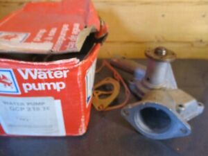 QCP2187 New Water Pump Vauxhall Cavalier 1.3 1977-1981