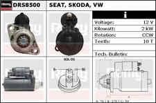 Delco Remy Starter Motor DRS8500 - BRAND NEW - GENUINE - 5 YEAR WARRANTY