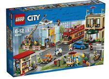 LEGO 60200 City Capital City Bus Crane Hotel Brand New Sealed
