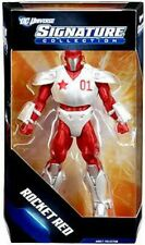DC Universe Club Infinite Earths Signature Collection Rocket Red Action Figure