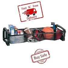 3 Section Basket Car Trunk Cargo Storage Holder Organizer SUV Durable Adjusts