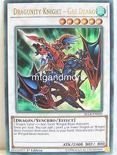 Yu-Gi-Oh 1x #059 Dragunity Knight - BLLR - Battles of Legend: Light's Revenge