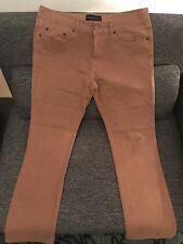 Braune Herren Jeans Hose von Purificacion Garcia, 44 (M-L)