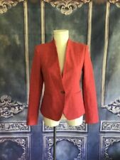 Tailleur e abiti sartoriali da donna completo rossi