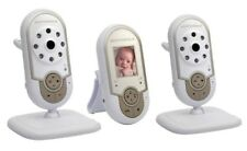 MOTOROLA MBP28 TWO CAMERA Twin Wireless Digital Video Baby Monitor Night Vision