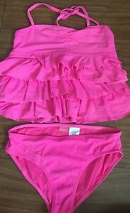 SALE!!! GIRL'S SWIMWEAR - 2 PC SWIMSUIT, AUTHENTIC OLD NAVY VERY CUTE!!!