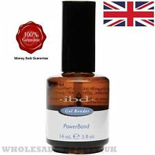 IBD Just Gel Soak Off UV Nail Gel Bonder Power Bond 14 ml Nail Art PowerBond