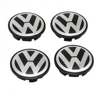 Wholesale Alloy Wheel Centre Caps X4 65mm Golf MK6 MK5 for V W