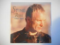 STING : DESERT ROSE (REMIX 9.20) feat. CHEB MAMI [ CD SINGLE NEUF PORT GRATUIT ]