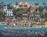 Jigsaw Puzzle Explore America Key West Florida 500 pieces NEW Made in USA