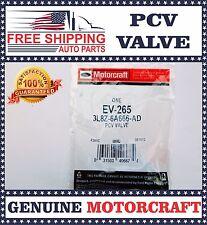 Motorcraft EV265 PCV Valve 2003-2005 FORD MERCURY