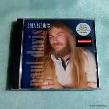 Paul Davis Greatest Hits CD NEW '95 US Ver I Go Crazy Cry Just a Little Do Right