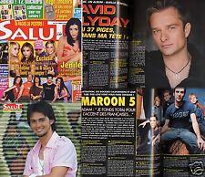 Salut Maroon 5,Tom Welling,David Hallyday