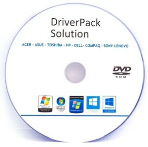 DriverPack CD . Update all drivers on your PC Laptop .