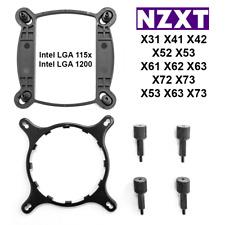 More details for nzxt kraken intel brackets - x31 x41 x42 x52 x53 x61 x62 x63 x72 x73 z53 z63 z73