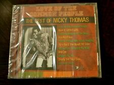 Love of the Common People: The Best of Nicky Thomas / Nicky Thomas (CD 2003) NEW