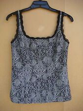 WHITE HOUSE BLACK MARKET WOMENS SMALL CAMISOLE TANK TOP