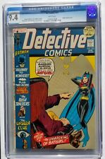 Detective Comics #422 CGC 9.4 White Pages - Neal Adams - Rare - Buy Me !!!