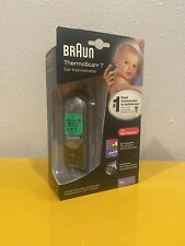 Braun Thermoscan 7 Digital Ear Thermometer BRAND NEW SEALED IRT6520 IRT 6520