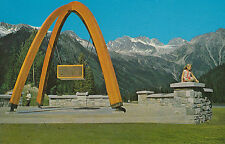 Post Card - Canada / Rogers Pass, B.C.