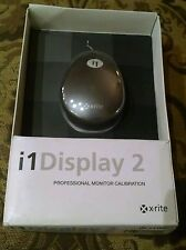 X-Rite i1Display 2 for PC, Mac