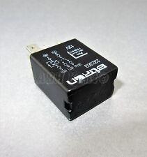213-Peugeot Citroen /1990-2010 5-Pin Multi-Use Black Relay Bitron 12V PSA 232303