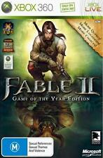 Fable 2 GOTY Edition PAL Xbox 360 Game *VGWC!* + Warranty!