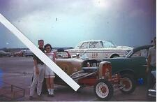 "1960s NHRA Drag Racing-1964 Ford THUNDERBOLT-Don McMillan Ford-""HAZEL""-S/SA"