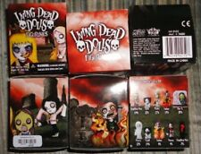"1 new sealed living dead dolls 2"" figurines series 3 box 2013 mezco"