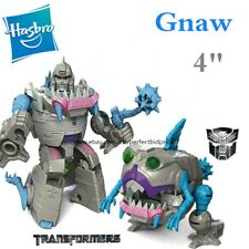 "New Transformers Hasbro Gnaw Titans Return Legends Class Action Figure 4"" Toys"