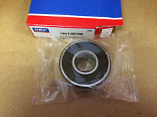 SKF 2302E2RS1TN9 Self Aligning Double Row Ball Bearing Rubber Sealed 15x42x17mm